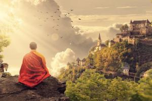 瞑想 〜静かな時間を持ちましょう〜